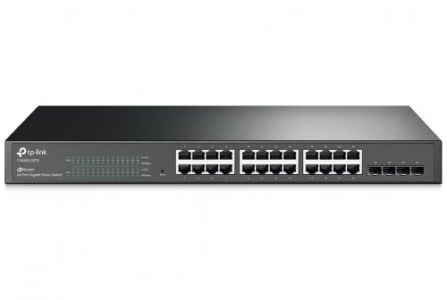 TP-LINK T1600G-28TS (TL-SG2424), switch
